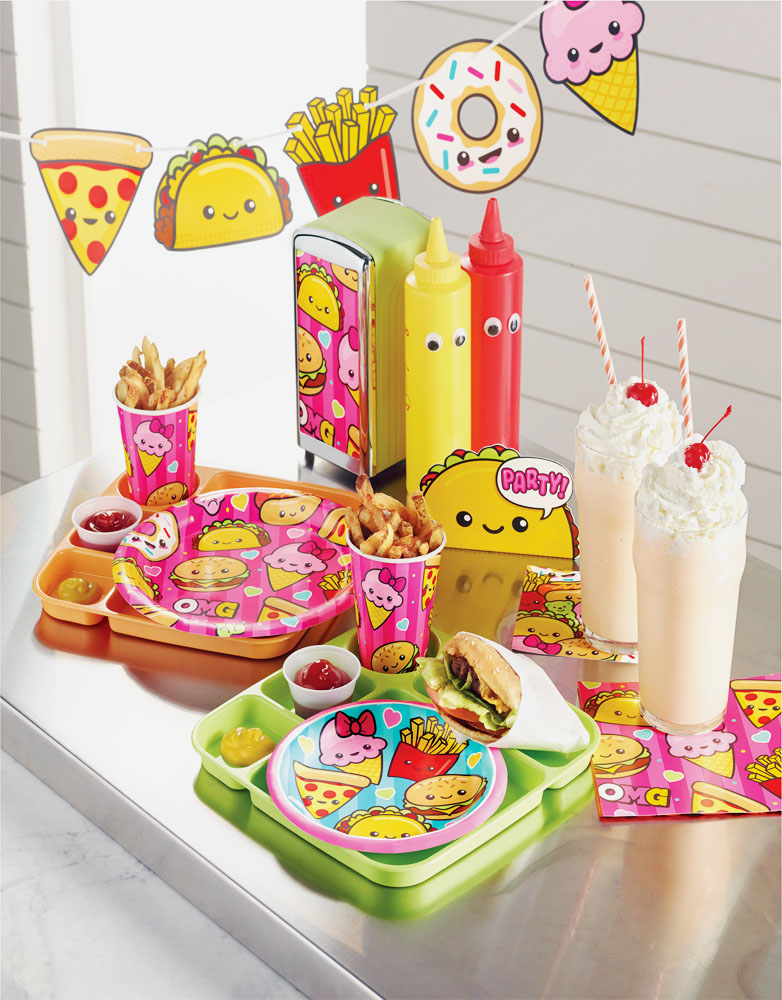 Junk Food Fun Party Theme Singapore | WholeSale Party Supplies